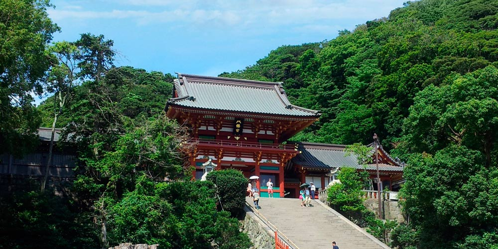 Excursión a Kamakura desde Tokio: Templo Hokokuji: Tsurugaoka