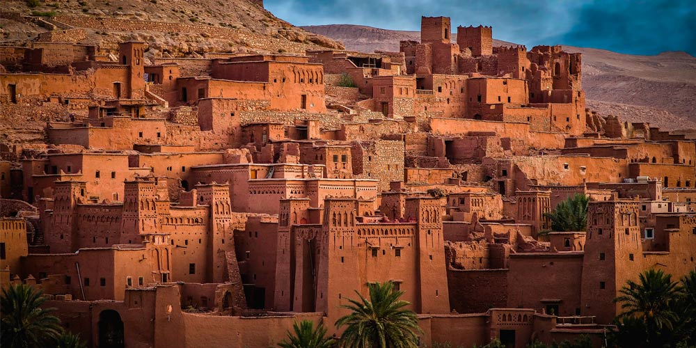 Dormir en el desierto de Marruecos: Kasbah Ait Ben Haddou