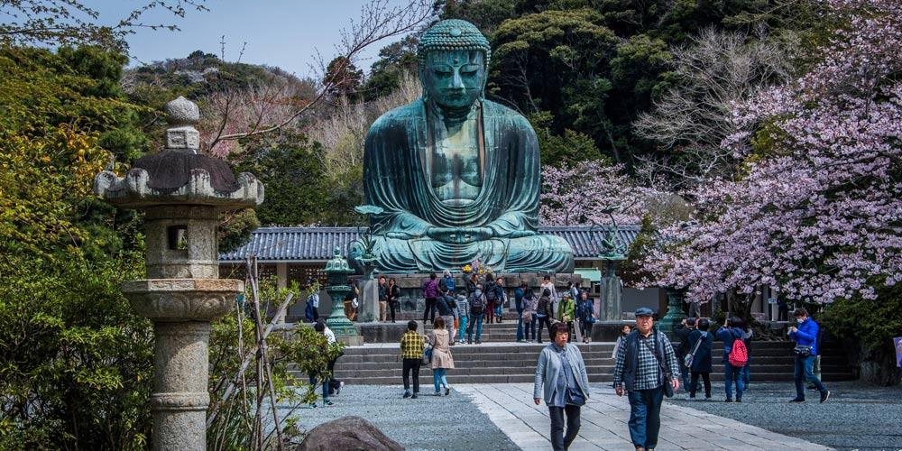 Excursión a Kamakura desde Tokio: Buda gigante