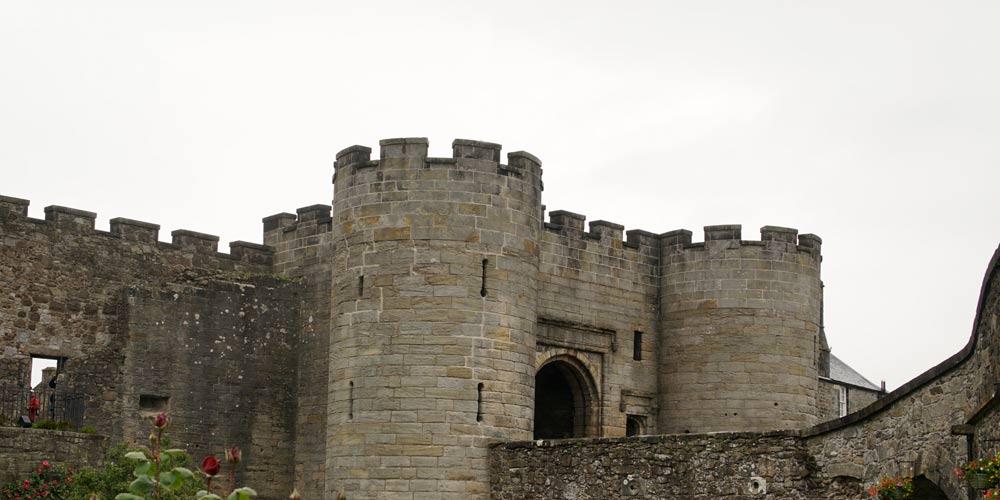 Qué ver en los alrededores del Lago Ness: Castillo de Stirling
