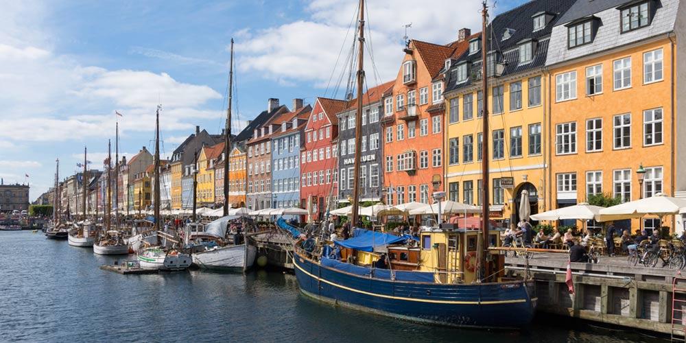 11 destinos para escaparse este Puente de Octubre: Copenhague