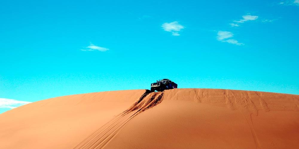 Excursión al desierto desde Marrakech: Desierto de Merzouga