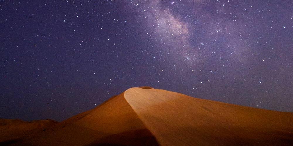Dormir en el desierto de Marruecos: Merzouga