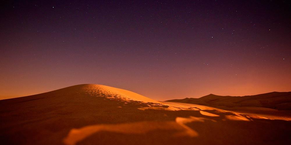 Dormir en el desierto de Marruecos: todo lo que tienes que saber