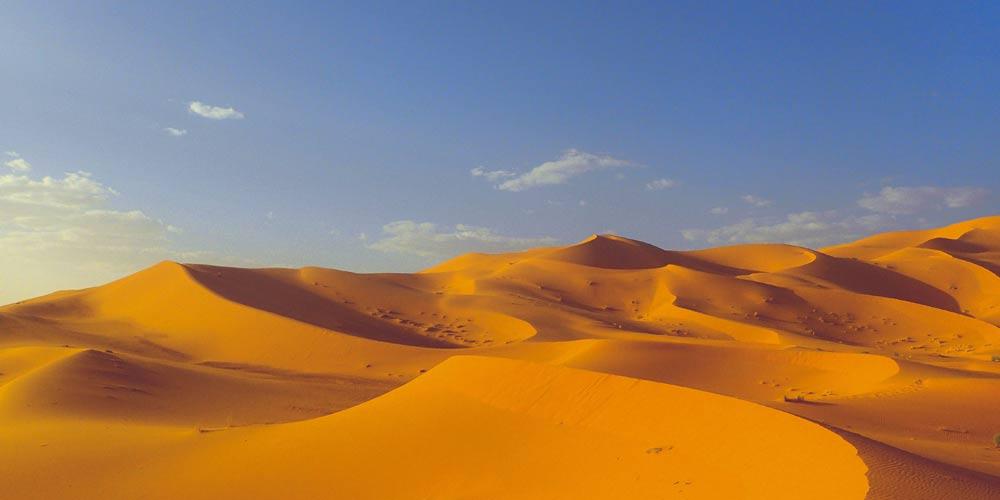 ¿Desierto de Zagora o Merzouga?
