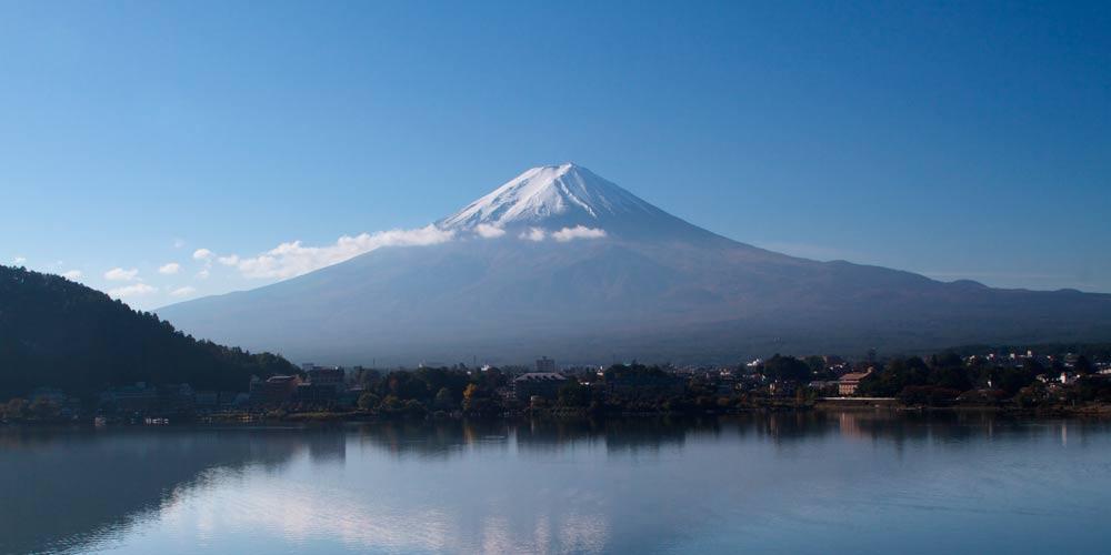 Visitar el Monte Fuji