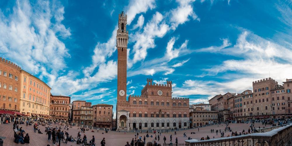 11 destinos para escaparse este Puente de Octubre: Siena
