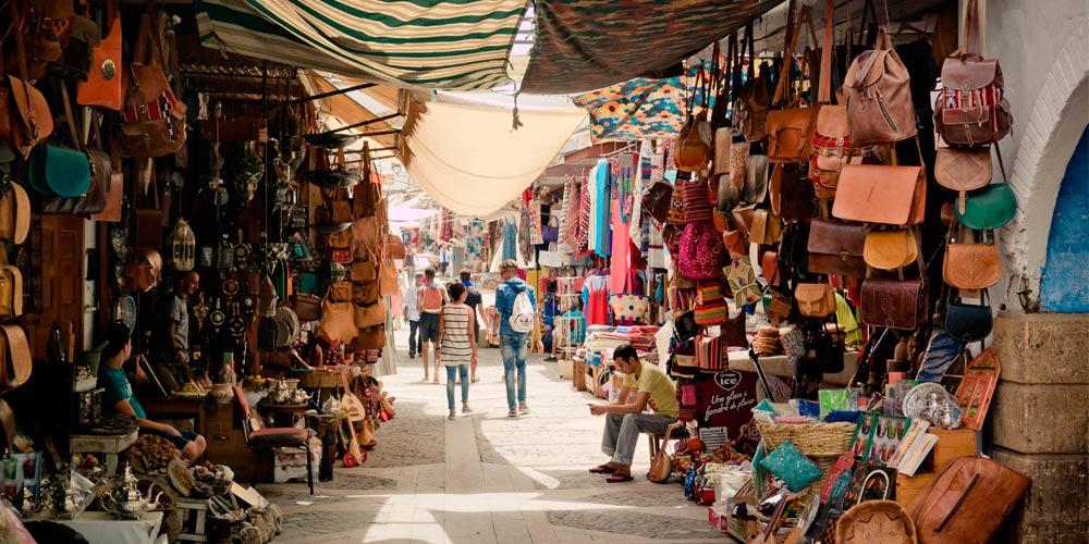 La Medina de Marrakech: Regatear en el Zoco