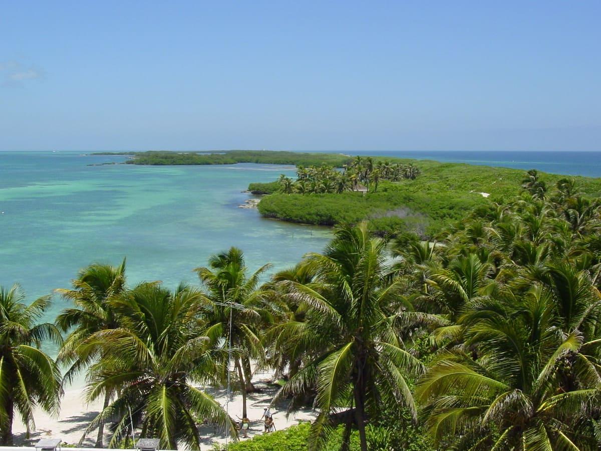 Tiempo, Clima y Temperatura en Riviera Maya en Marzo