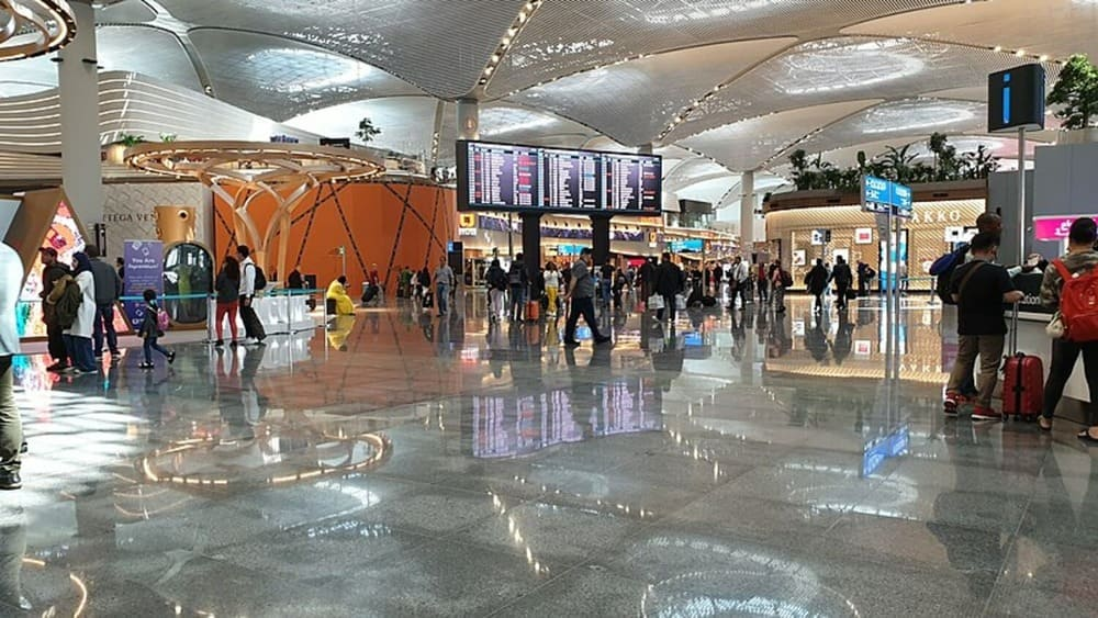 El nuevo aeropuerto de Estambul inaugurado en 2019