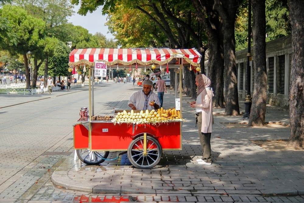 Disfruta de Estambul también por su gastronomía