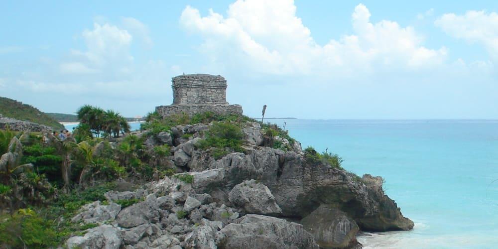 El tiempo en tulum en riviera maya en diciembre. Temperatura y clima