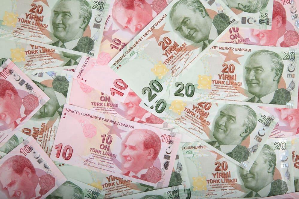 La Lira Turca es la moneda oficial de Estambul