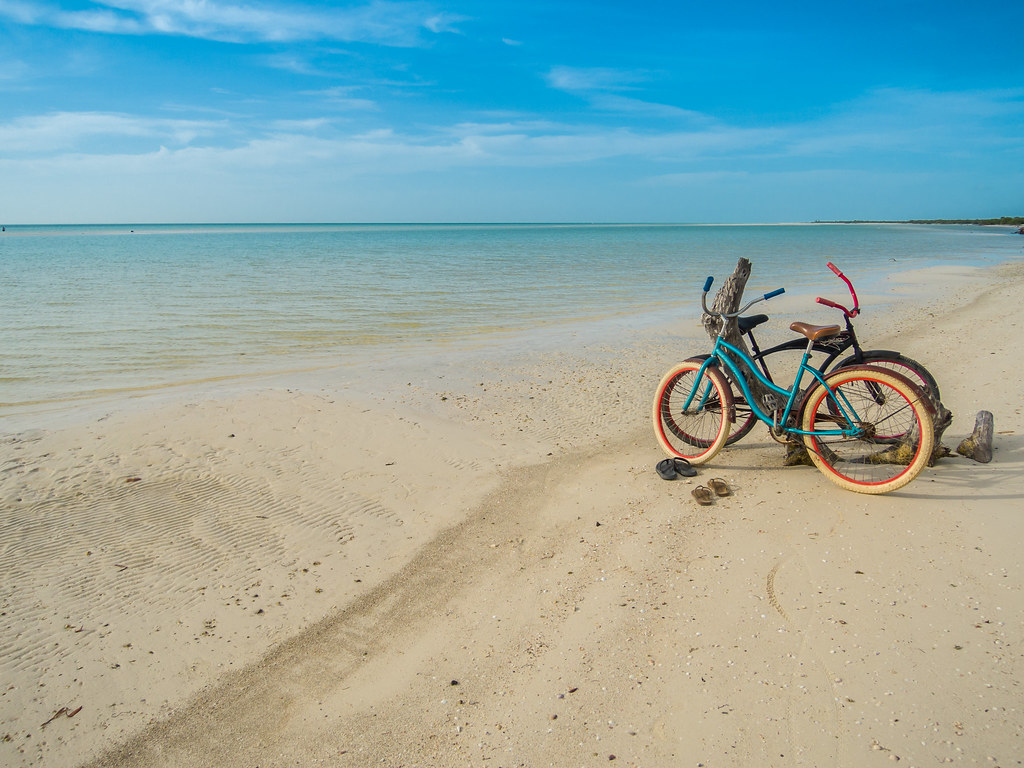 Disfruta de la isla de holbox en Marzo. Tiempo y clima excelente en Riviera Maya,