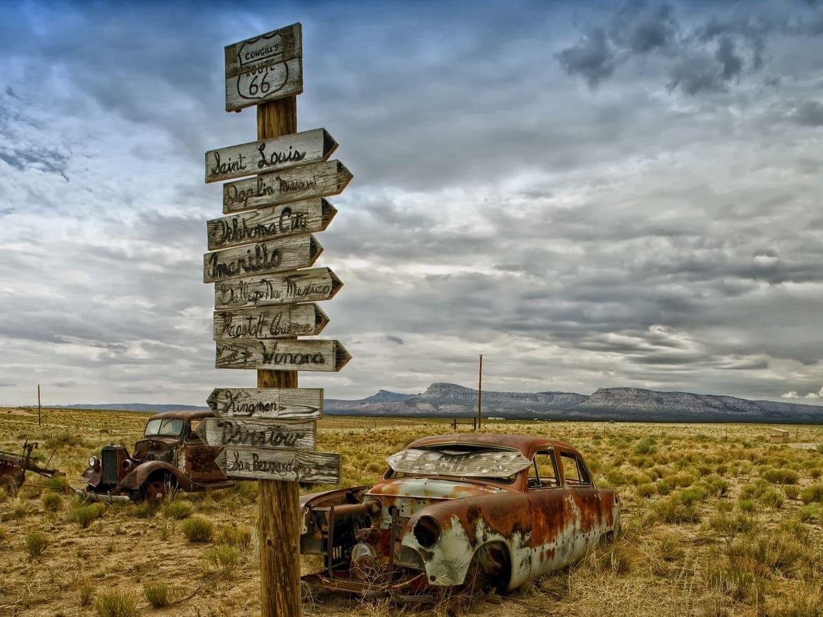 Viaje a la Costa Oeste de EEUU – Mejores Rutas