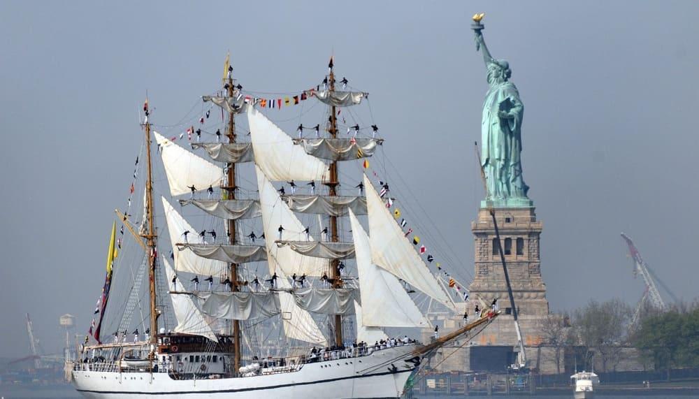 La estatua de la libertad también se incluye en las tarjetas descuento de Nueva York