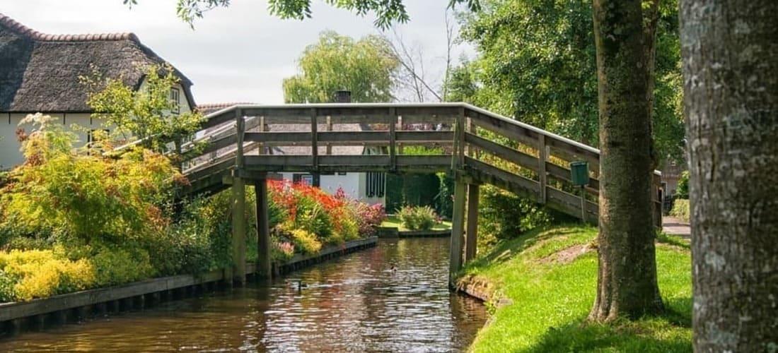 10 Excursiones desde Ámsterdam para enamorarte