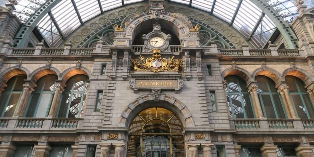 Escapa a Amberes en Bélgica
