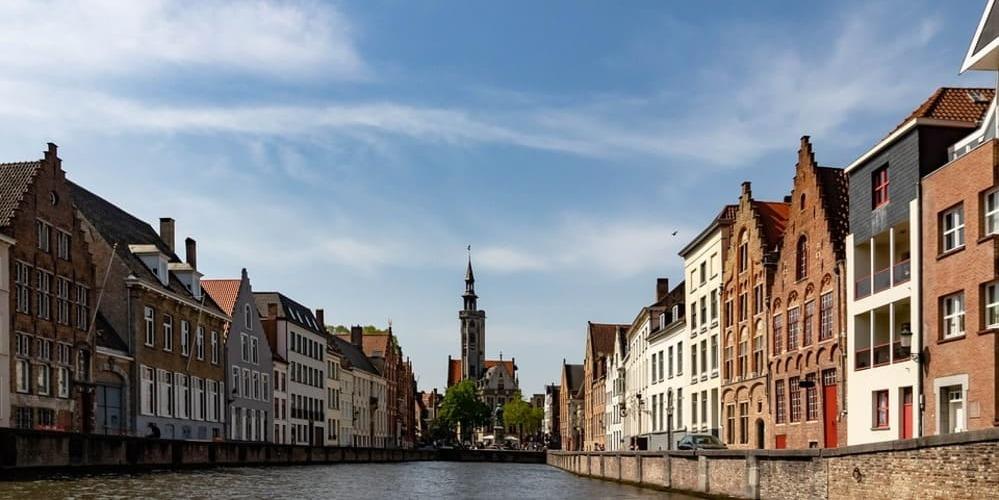 Salida desde Ámsterdam a Brujas