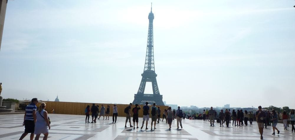 Plaza de Trocadero