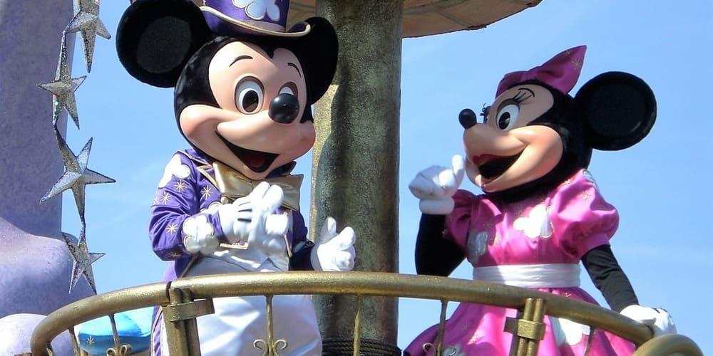 Desfile de Disneyland