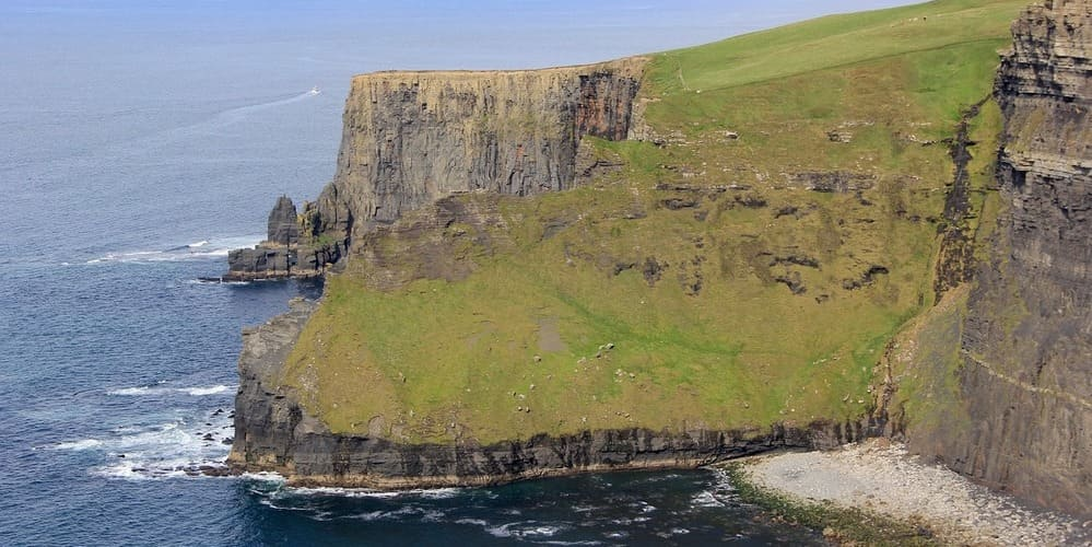 Excursión a los acantilados Moher desde Dublín