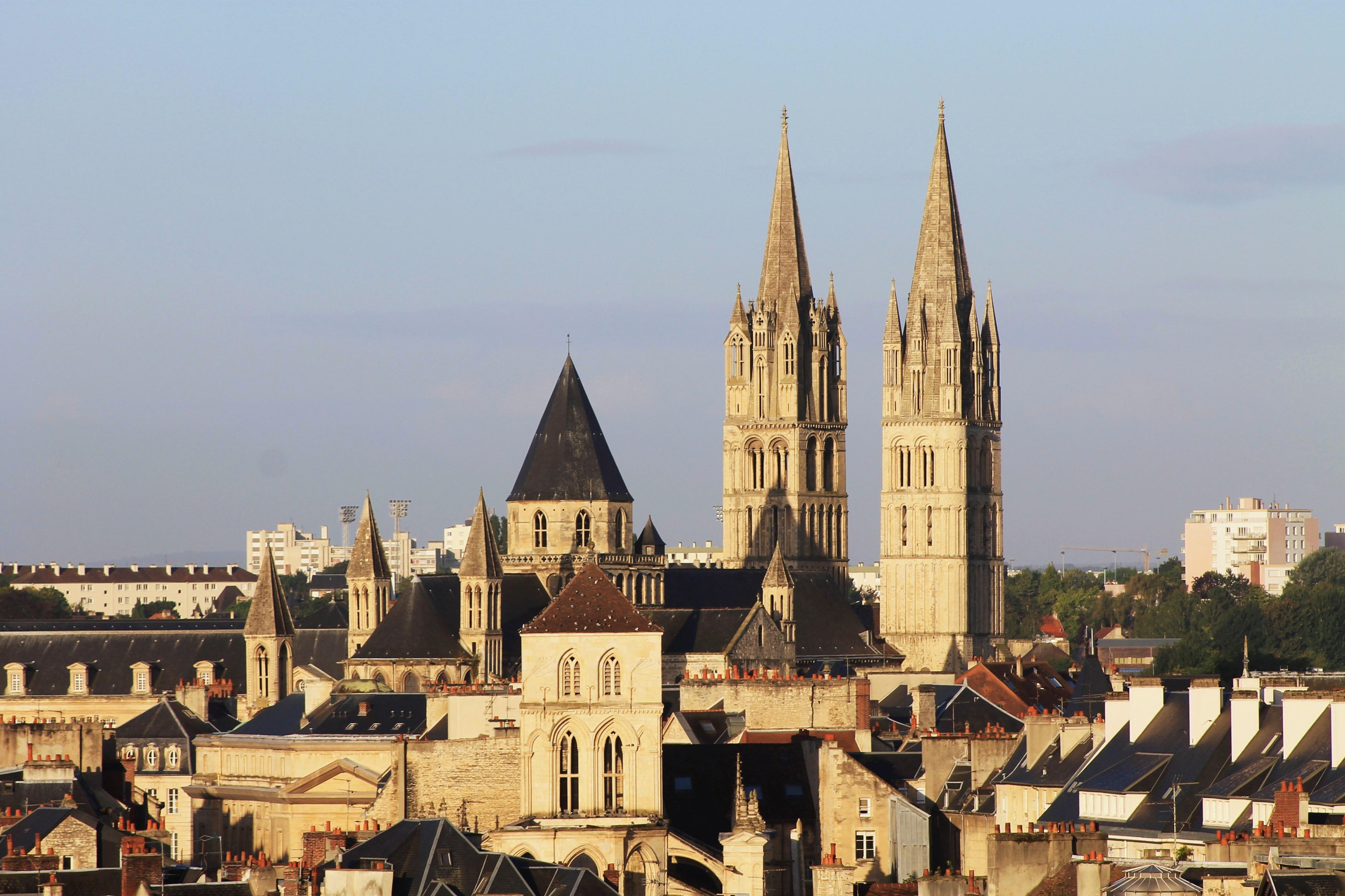 Caen, región de Normandía
