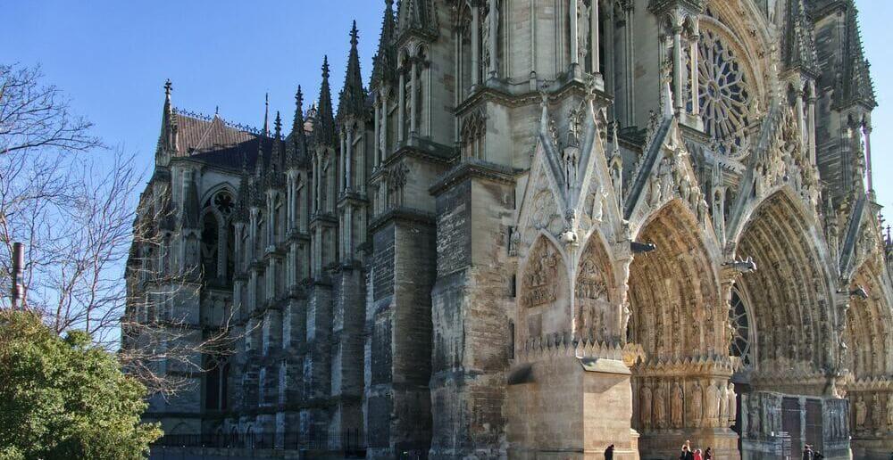 La Catredral de Reims
