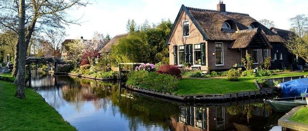 Excursiones desde Amsterdam a Giethoorn
