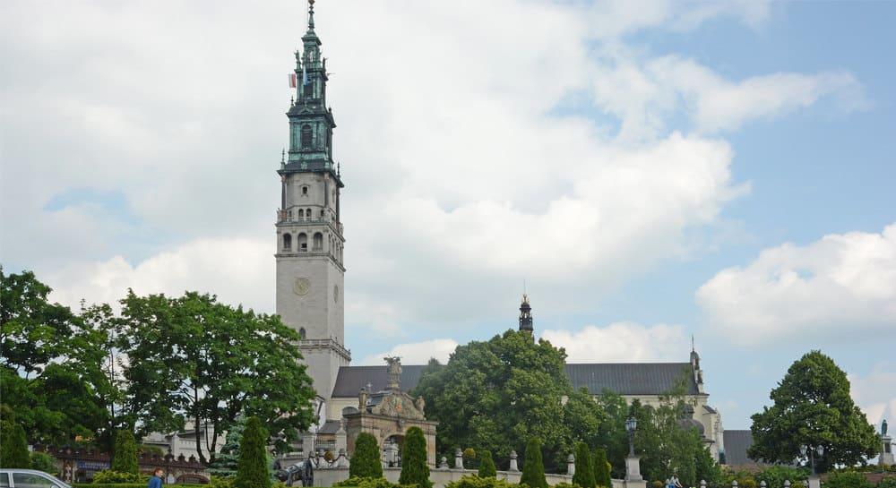 Monasterio de Jasna Góra en Czestochowa