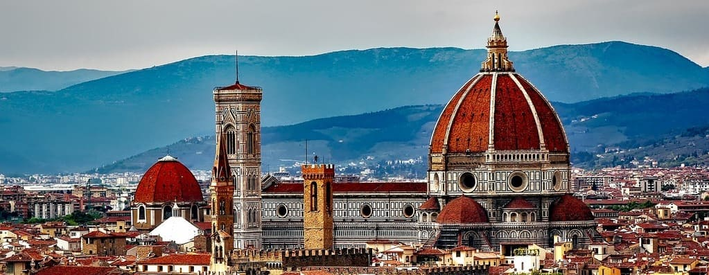 vistas de Florencia en una excursión desde Roma