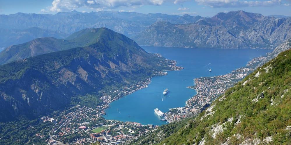 Excursiones a Kotor desde Dubrovnik