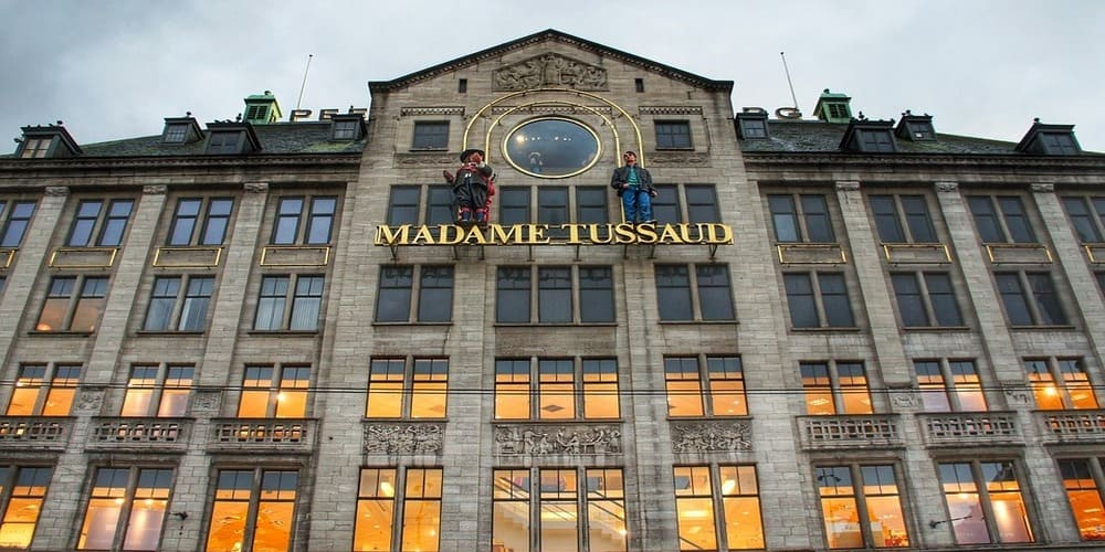 Museo de cera Madame Tussauds de Ámsterdam