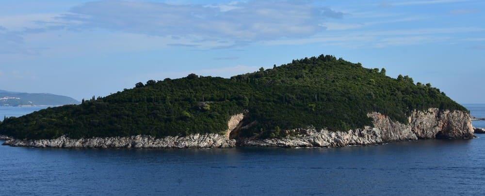 Excursiones desde Dubrovnik a la Isla de Lokrum en barco