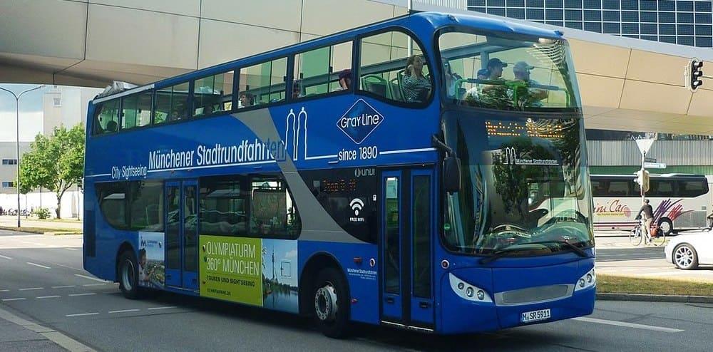 Autobús turístico por Munich