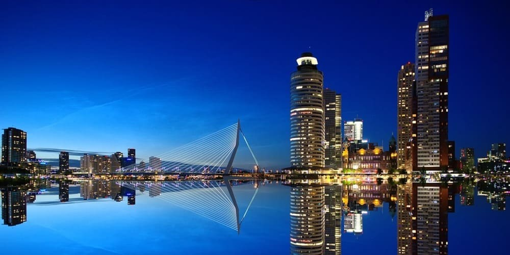 Escapada a Rotterdam desde la capital holandesa