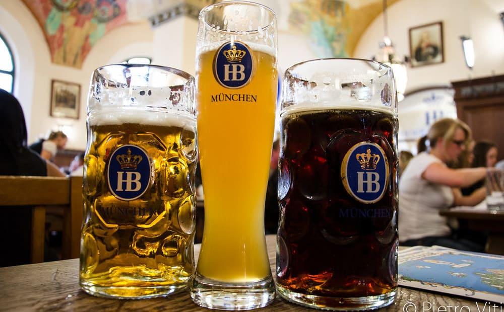 Cerveza de Munich