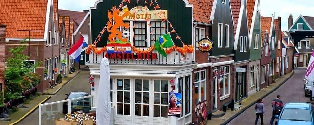 Excursiones Volendam, Edam y Marken