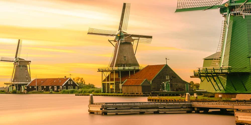 Excursión a Zaanse Schans desde Ámsterdam