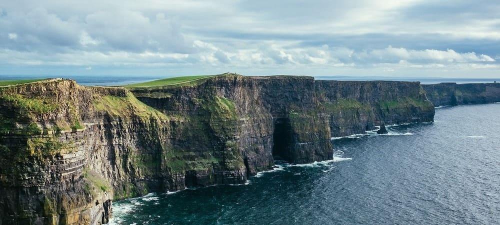 Qué ver en Dublín y alrededores: los acantilados de Moher