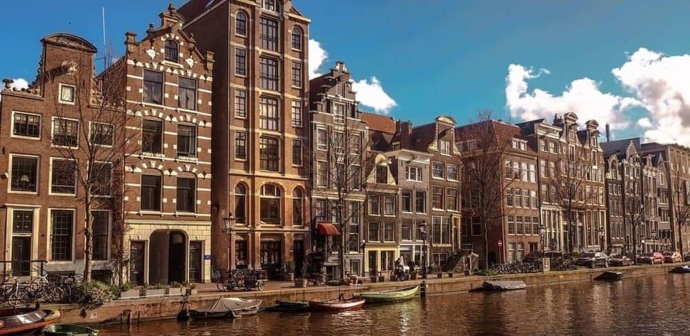 Visita guiada por Ámsterdam desde Bruselas