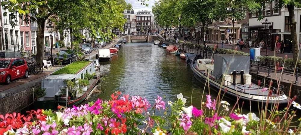 Clima en Ámsterdam en diciembre