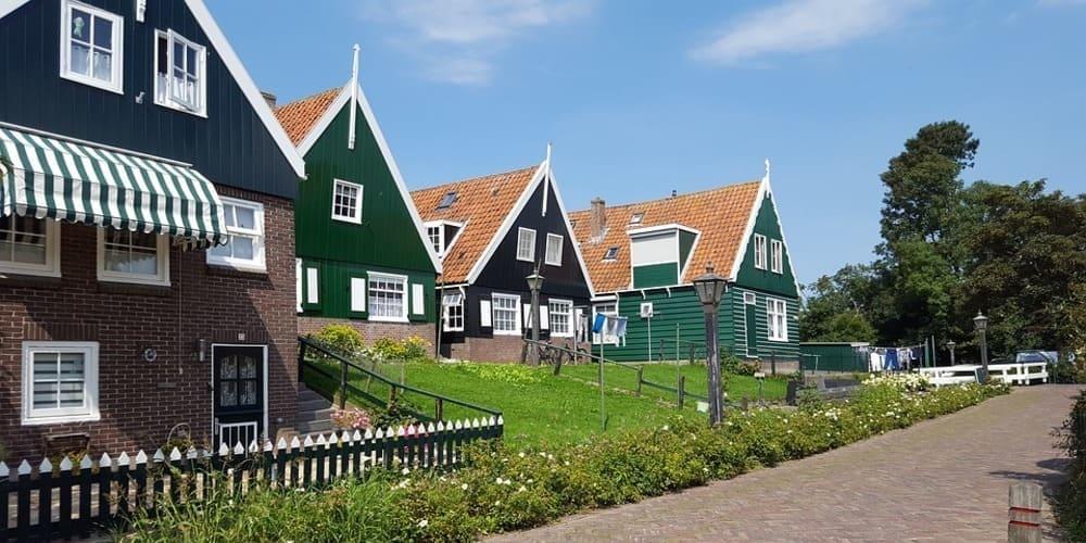 Visitar la campiña holandesa en diciembre desde Ámsterdam