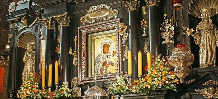La Madonna Negra