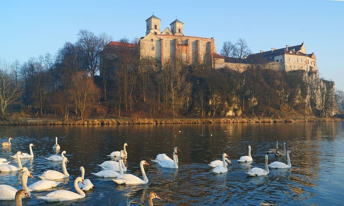 Tiempo, clima y temperatura en Cracovia en noviembre