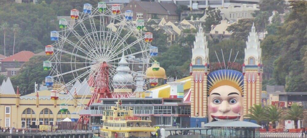 Luna Park Sídney