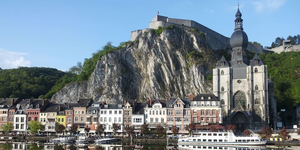 Salida a Dinant en Bélgica