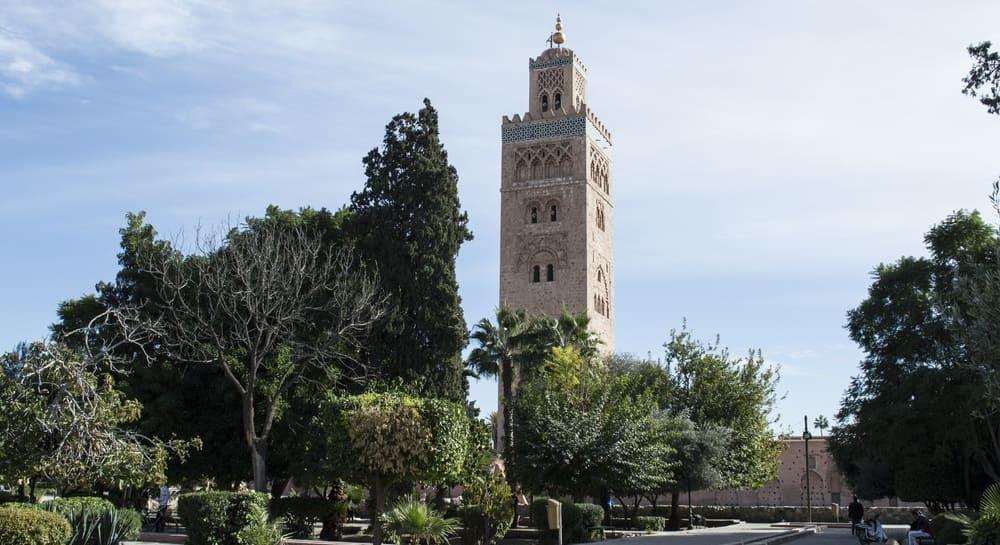 El tiempo en Marrakech en noviembre