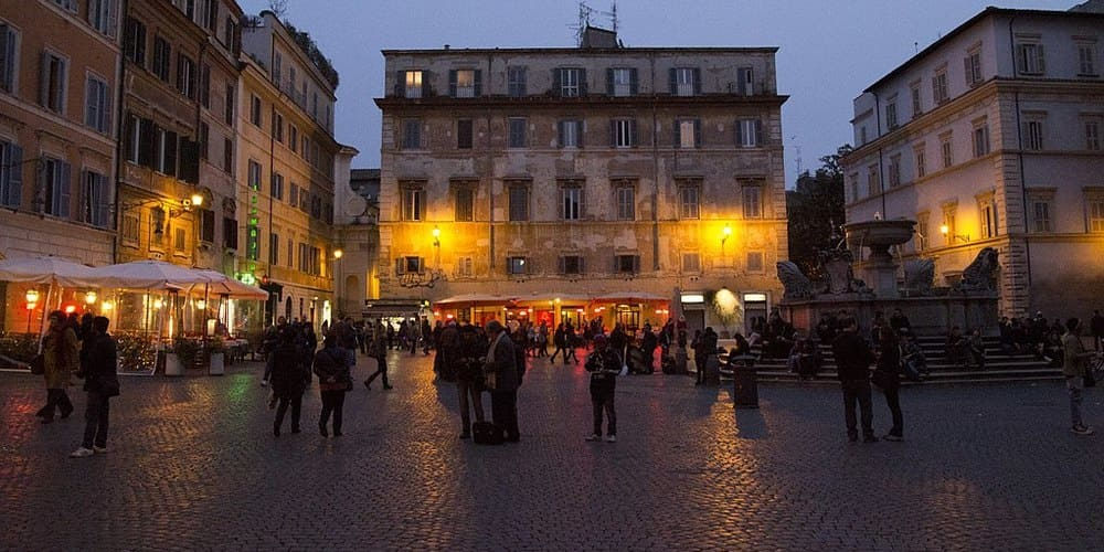 Free Tour por el barrio del Trastevere en Roma.