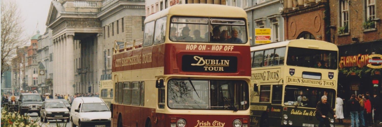 Los 7 tours por Dublín que cuestan menos que tu cafetera